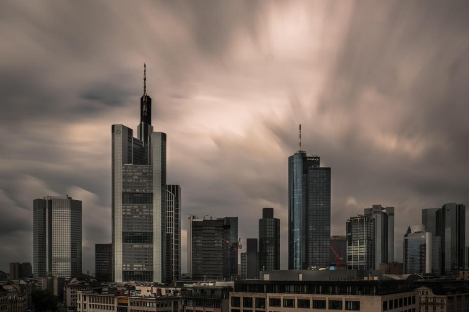 Skyline Frankfurt Main